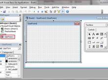 UserForm Excel